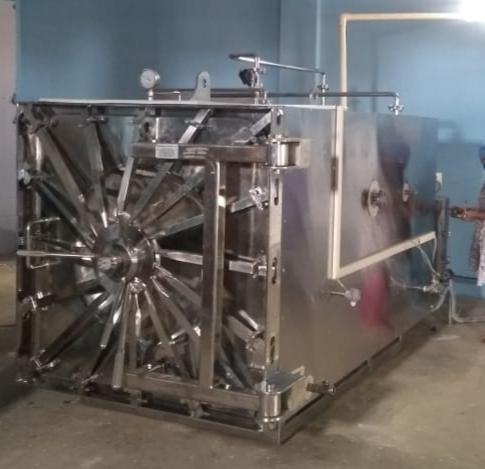 Industrial ETO Sterilizer